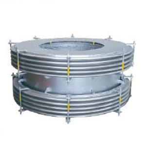 耐高温圆形金属补偿器