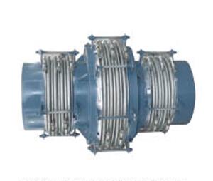 腰鼓式直管压力平衡金属补偿器